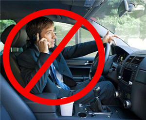 undistracted driving